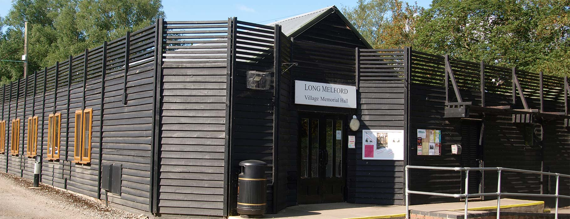 Venue Hire, Long Melford, Sudbury, Suffolk