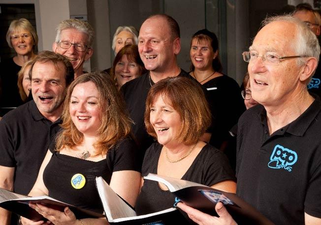 Pop Chorus - Long Melford